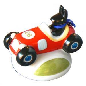 リサとガスパール(スポーツカー) 回転オルゴール  orugoruya