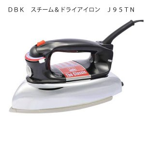 DBK スチーム&ドライアイロン J95TN 品番:14999 入数:1 サイズ:幅12.5...