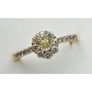 K18PG 合計 0.70ct ダイヤモンドリング 13号 指輪|osaka-jewelry