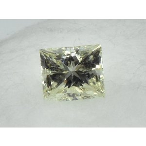 プリンセスカット【中央宝石研究所】天然ダイヤモンド 0.558ct ルース 裸石|osaka-jewelry