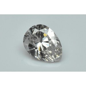 【中央宝石研究所】天然ダイヤモンド 0.370ct ペアシェイプ ルース 裸石|osaka-jewelry