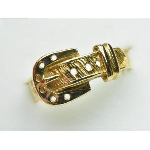 K18 ゴールド デザイン リング 指輪 12号|osaka-jewelry