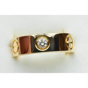 Cartier カルティエ ダイヤモンド ラブリング 6号 指輪|osaka-jewelry