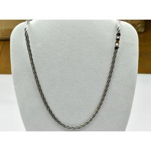 28.6g Pt850 プラチナ ネックレス ブレスレット|osaka-jewelry