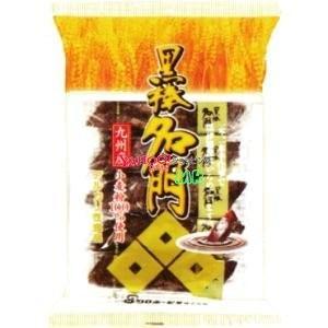 業務用菓子問屋GGクロボー製菓 12本黒棒名門×10個 +税 【1k】 osaka