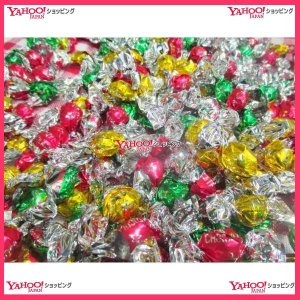 チーリン製菓 2キログラム【目安として約1100粒】 カリカリ オールシーズンチョコレート【チョコ】×1袋 +税 【fu】|osaka