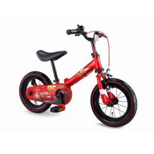 じてんしゃデビュー 2in1 カーズ ペダルレスバイクと自転車の1台2役 アイデス