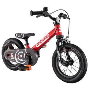 アイデス D-Bike MASTER ディーバイクマスター 12 EZB レッド