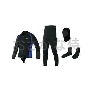 【スペック】  ■カラー:ブラック ■素材:3.5mmパイル/クロロプレーンラバー/ナイロンジャージ...