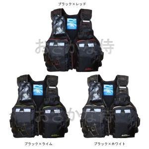 【送料無料】X'SELL エクセル NF-2200 フローティングゲームベスト ライフジャケット 救命胴衣 釣り フィッシング フリー