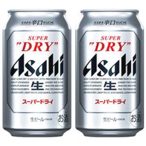アサヒ アサヒスーパードライ 350ml 24本入 2ケースまとめ買い お酒屋さんジェーピー 国産ビ...