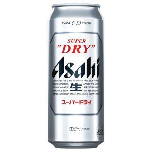 アサヒ アサヒスーパードライ 500ml 24本入 1ケース お酒屋さんジェーピー