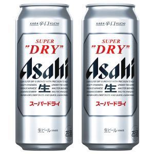 アサヒ アサヒスーパードライ 500ml 24本入 2ケースまとめ買い お酒屋さんジェーピー 国産ビ...