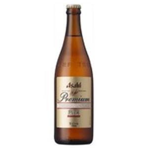 アサヒビール アサヒプレミアム生ビール 熟撰 中瓶 500ml  20本入 1ケース のし対応いたします (別途送料がかかります) 国産ビール|osakayasan