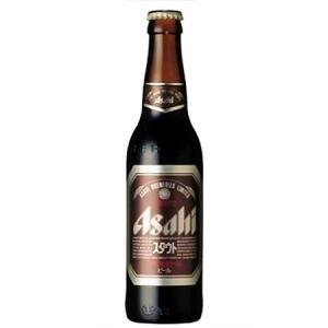 アサヒビール アサヒスタウト 小瓶 334ml 30本入 1ケース お酒屋さんジェーピー