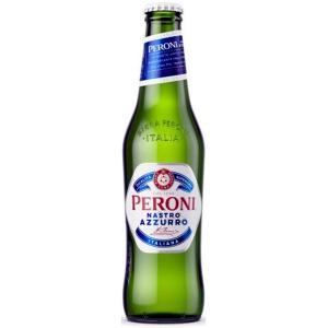 アサヒビール ペローニ・ナストロ・アズーロ 330ml 24本入 1ケース イタリア 輸入ビール  ...