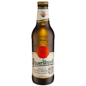 本州送料無料 アサヒビール ピルスナーウルケル 330ml 24本入 チェコ ビール 西濃便限定  ...