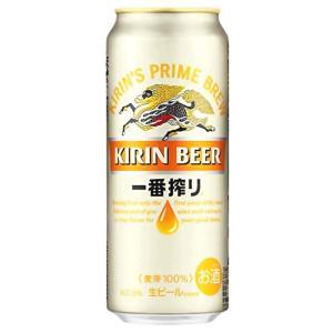 キリン 一番搾り 500ml 缶 24本入 国産ビール