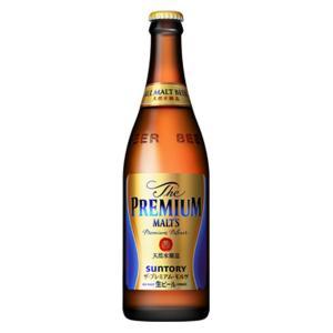 ザ・プレミアム・モルツ 中瓶 500ml 20本入 1ケース のし対応いたします 国産ビール  ギフ...