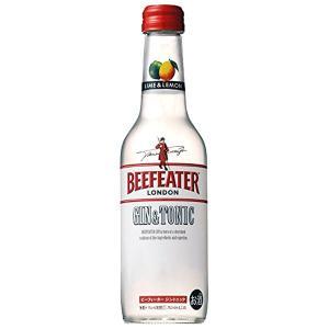 ビーフィーター ジントニック 275ml ボトル 24本入 1ケース お酒屋さんジェーピー