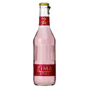 モルソン・クアーズ ジーマ  ピンク プレミアム 275mlボトル 24本入 1ケース お酒屋さんジェーピー