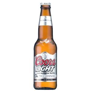 クアーズ ライト 瓶 330ml 24本入 1ケース お酒屋さんジェーピー