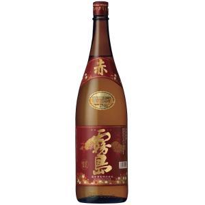 霧島酒造 赤霧島 25度 1.8L 6本まとめ...の関連商品9