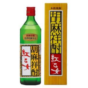 紅乙女酒造 紅乙女 25度 720ml 角 胡麻焼酎 ポイント15倍