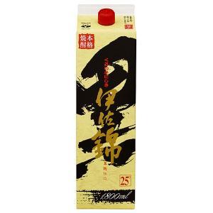 大口酒造 黒伊佐錦 25度 1.8Lパック 6本入 芋焼酎 お酒屋さんジェーピー
