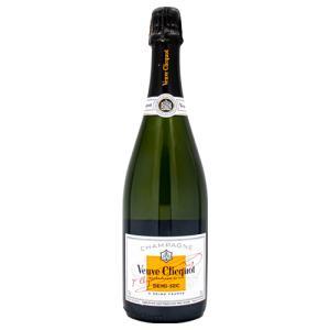 ヴーヴ クリコ ホワイトラベル ドゥミ セック 750ml シャンパン ボトルのみ シャンパン スパ...