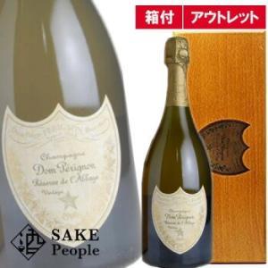 ドン ペリニヨン レゼルブ ド ラベイ 1996年 750ml 木箱 [アウトレット] [箱付] [シャンパン]|osake-concier