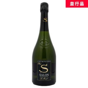 サロン SALON ブラン・ド・ブラン 2007年 750ml [シャンパン][並行輸入品]|osake-concier