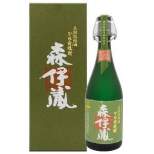 森伊蔵 極上の一滴 720ml  箱付 焼酎 osake-concier