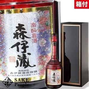 森伊蔵 楽酔喜酒 2004年 600ml さつま名産 箱付 焼酎 osake-concier