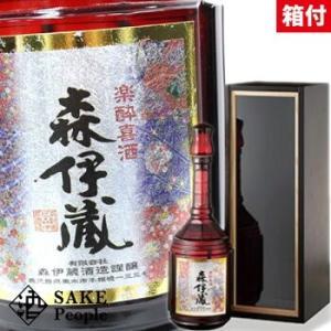 森伊蔵 楽酔喜酒 2007年 600ml さつま名産 本格焼酎 [箱付][焼酎] osake-concier