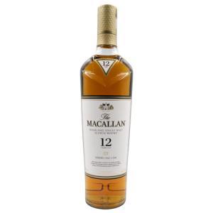 ザ・マッカラン 12年 700ml 40度 スコッチ [ウイスキー][送料無料]