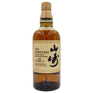 山崎 12年 700ml  ウイスキー サントリー 43度 送料無料