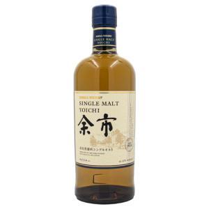 ウイスキー 余市 700ml ニッカ シングルモルトジャパニーズ ボトルのみ 国産ウイスキー whisky