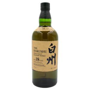 ウイスキー 白州 18年 700ml 43度 サントリー ボトルのみ 国産ウイスキー whisky|osake-concier