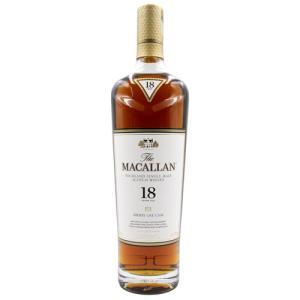 ザ マッカラン 18年 700ml 40度 ボトルのみ ウィスキー スコッチ whisky osake-concier