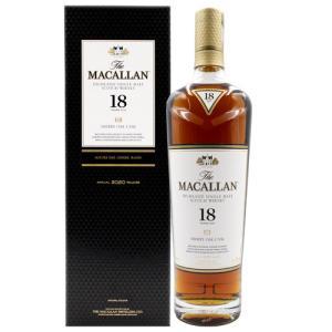 ザ マッカラン 18年 700ml 40度 箱付 ウィスキー スコッチ whisky osake-concier