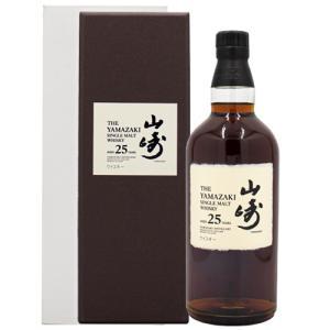 山崎 25年 43% 700ml サントリー 箱付 国産ウイスキー whisky|osake-concier