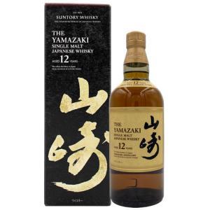 ウイスキー 山崎 12年 700ml  シングルモルト 箱付 国産ウイスキー whisky|osake-concier