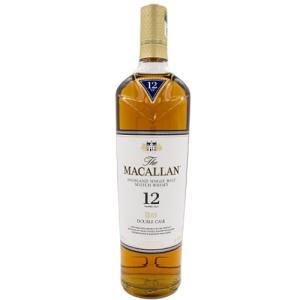 ザ マッカラン 12年 ダブルカスク 700ml 40度 ボトルのみ ウィスキー スコッチ whisky osake-concier