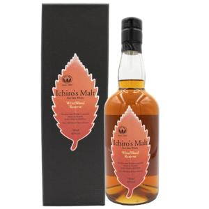 イチローズモルト ワインウッドリザーブ 700ml 46%[ウイスキー]
