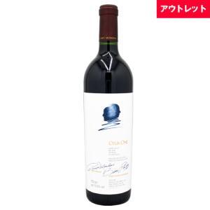 オーパスワン 2006年 750ml Opus One カリフォルニア ワイン アウトレット ボトルのみ 赤ワイン アメリカ|osake-concier