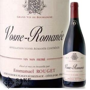 ヴォーヌ ロマネ 1999 エマニュエル ルジェ 750ml ブルゴーニュ [ワイン]
