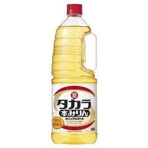 タカラ 本みりん 1800ml カジュアルボトル|osake-yoshimura