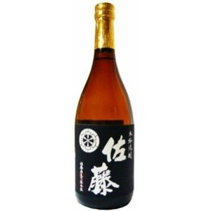 佐藤 黒麹芋焼酎 25度 720ml|osake-yoshimura