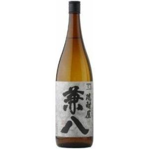 兼八 本格麦焼酎 25度 1800ml|osake-yoshimura